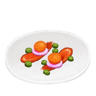 Gourmet Kwek-kwek*