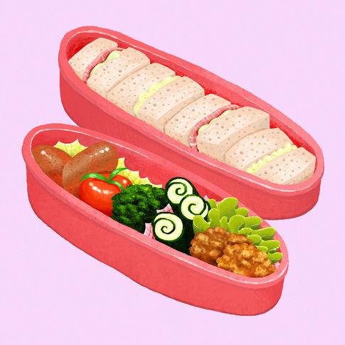 Mini Mini Bento by Terada Ranze for Best Bento Grand Prix