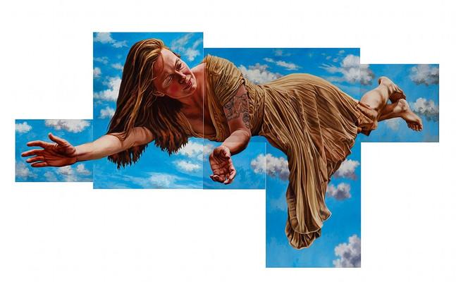 Virginia Derryberry - Lauren Flying Solo