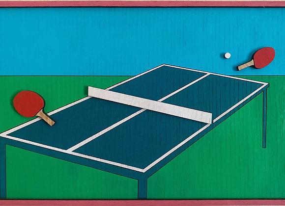 Trevor Ganske - Ping Pong