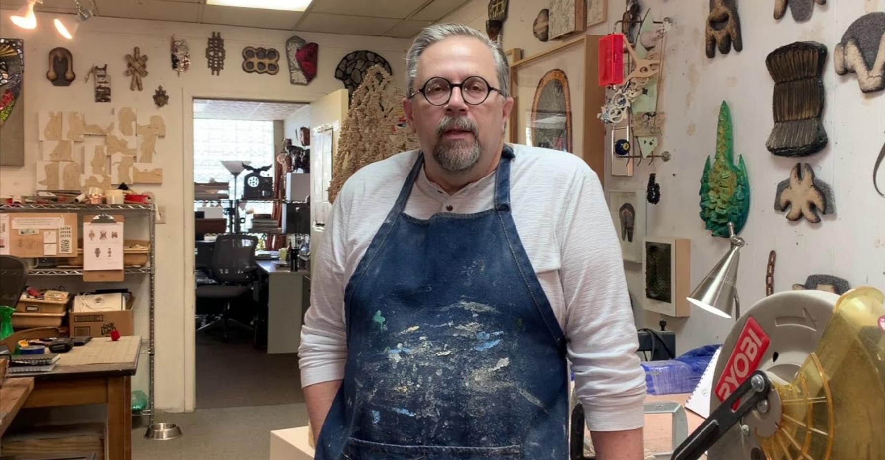 Artist Interview with Robert Mirek