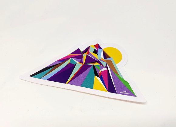 Eric Vozzola - Sierra Peak Sticker