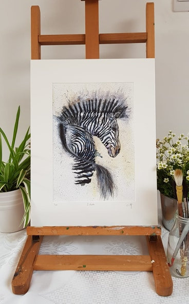 Zebra Limited Edition