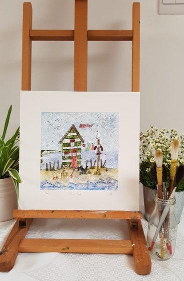 Beach Hut Limited Edition