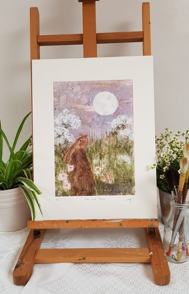 Hare & Moon Limited Edition