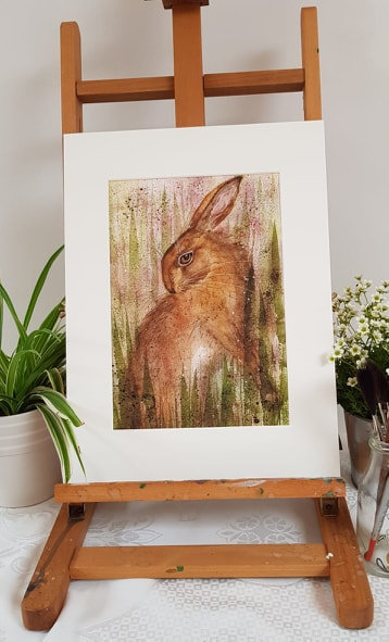 Mrs Hare
