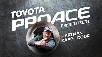 Maxim zaagt door! #14 Toyota PROACE