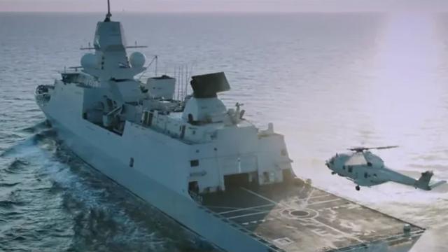 Werken bij Defensie - Marine