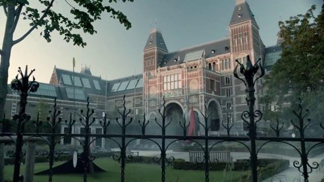 Rijksmuseum - Welkom