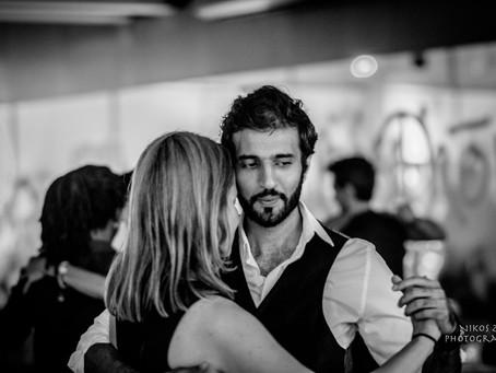 Iraqui Refugee Turns to Tango