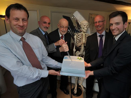 Guildford Chiropractic Celebrates 60 Years!