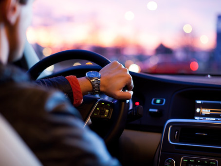 Driving tips from the Chiropractor