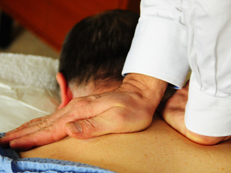 The Chiropractic Spinal Adjustment