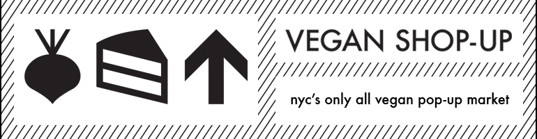Vegan Shop Up - Brooklyn