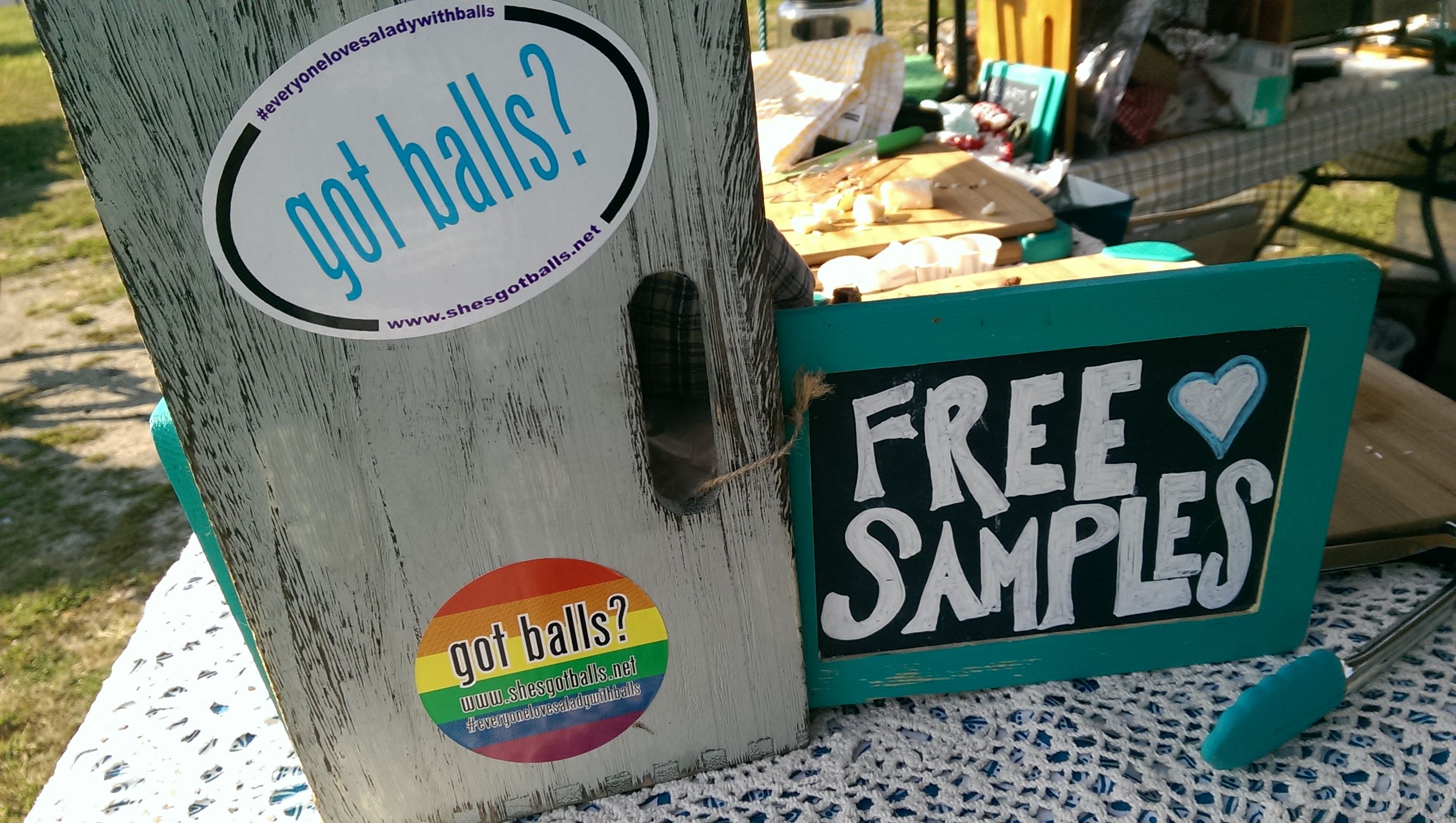Try a Free Sample of Anything
