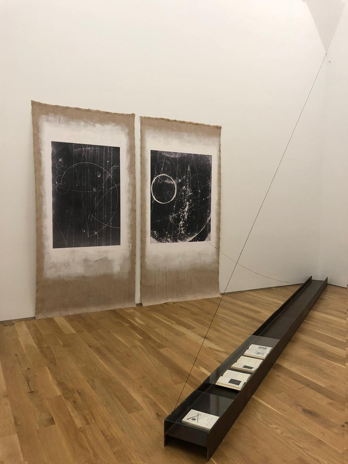 The Cloud Chamber at The Transart Foundation for Art and Antropology in Houston