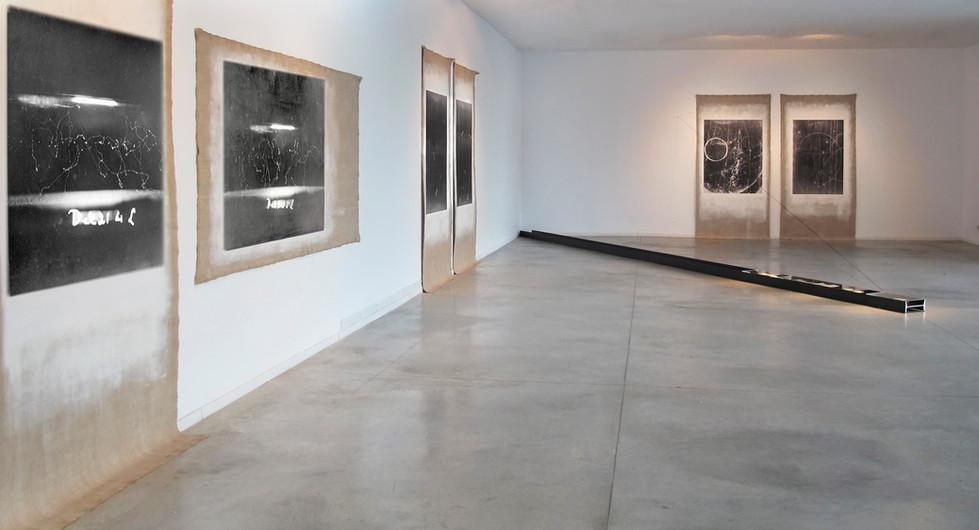The Cloud Chamber, Alcobendas Contemporary Art Center, Madrid 2018