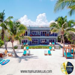 Mangata Villas - beachfront villas