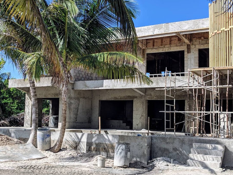 Building Our Dream in Paradise (Literally…)
