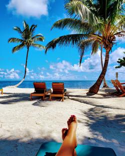 Enjoy the ocean views at Mangata Villas