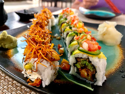 Freshest sushi in San Pedro