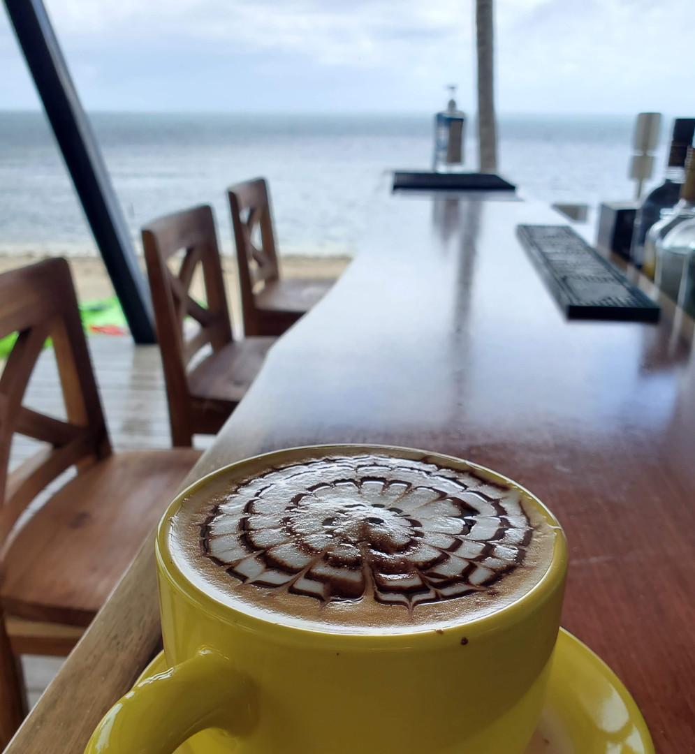 Cafe Latte please!