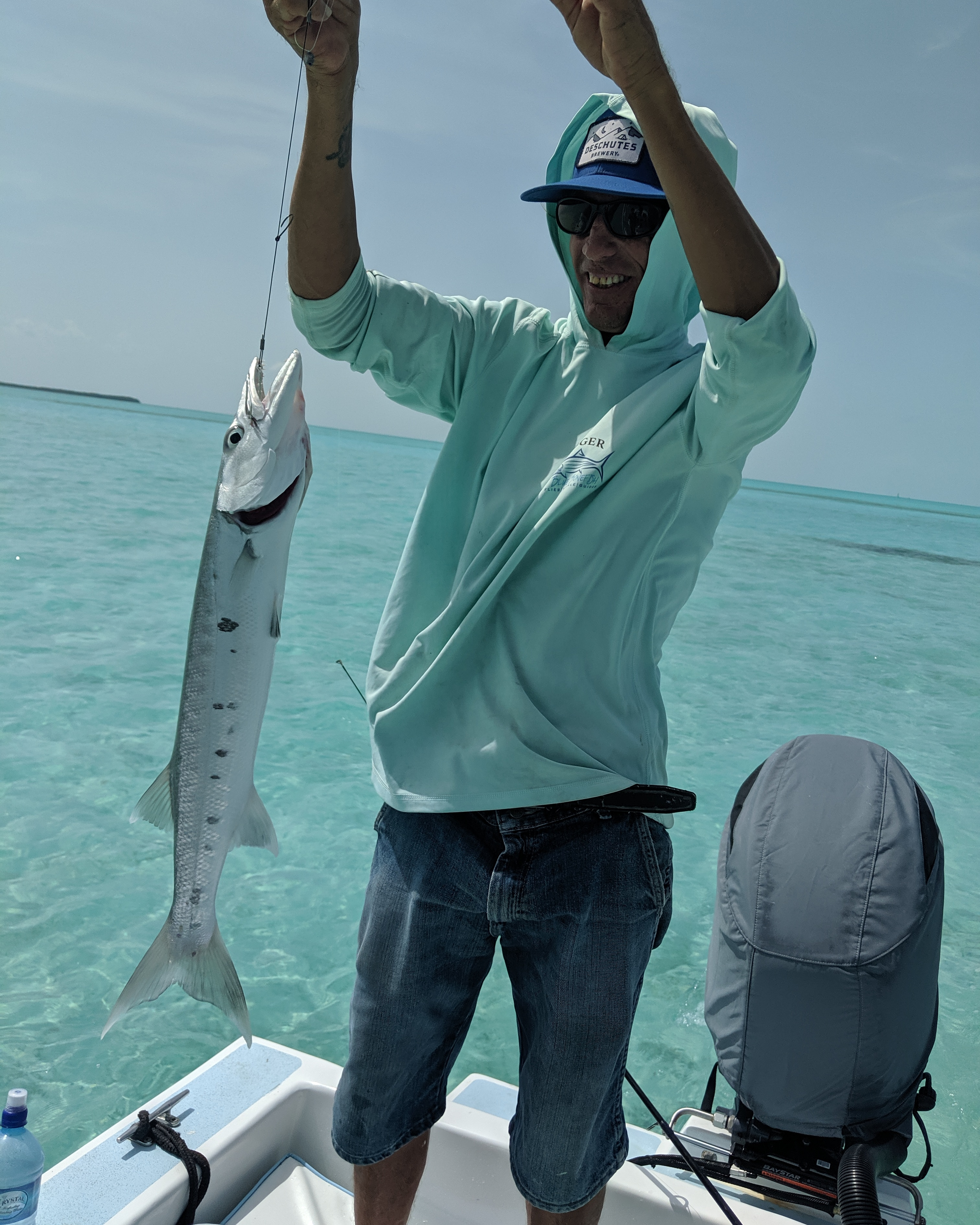 Go fishing! Barracuda style
