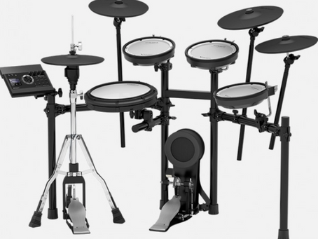 E-Drums - eine echte Alternative