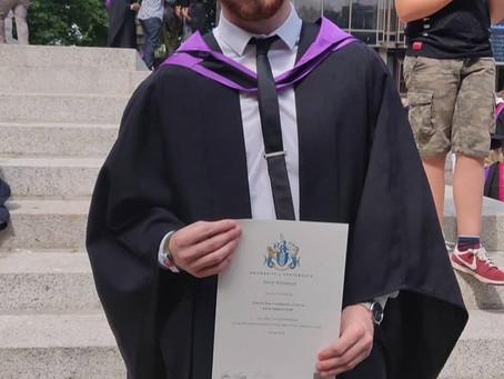 Graduating University