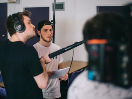 Directing on DANNY