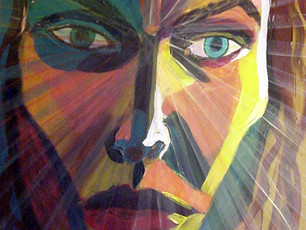 Self Portrait. Frankenberg, Kelly. 2002.