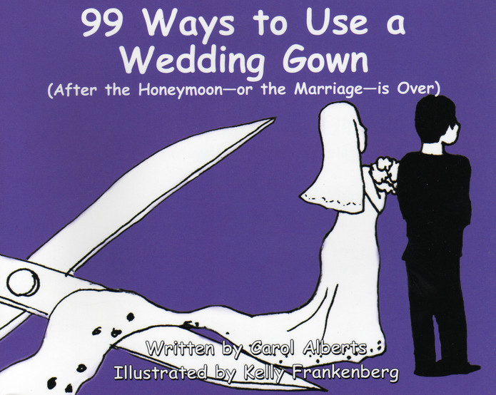 99 Ways to Use a Wedding Gown