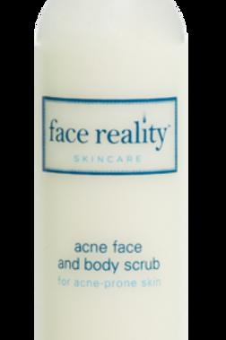 Acne Face & Body Scrub