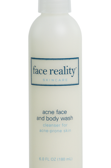 Acne Face & Body Wash