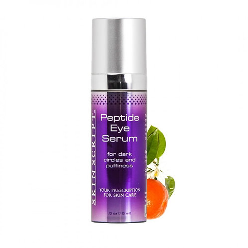Peptide Eye Serum for dark circles and puffiness