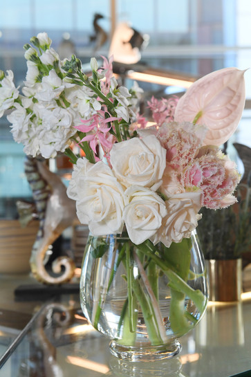 Claris the Mouse flower arrangement