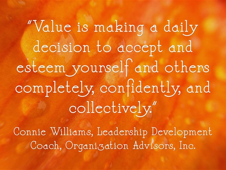 #LeadershipTools: Value