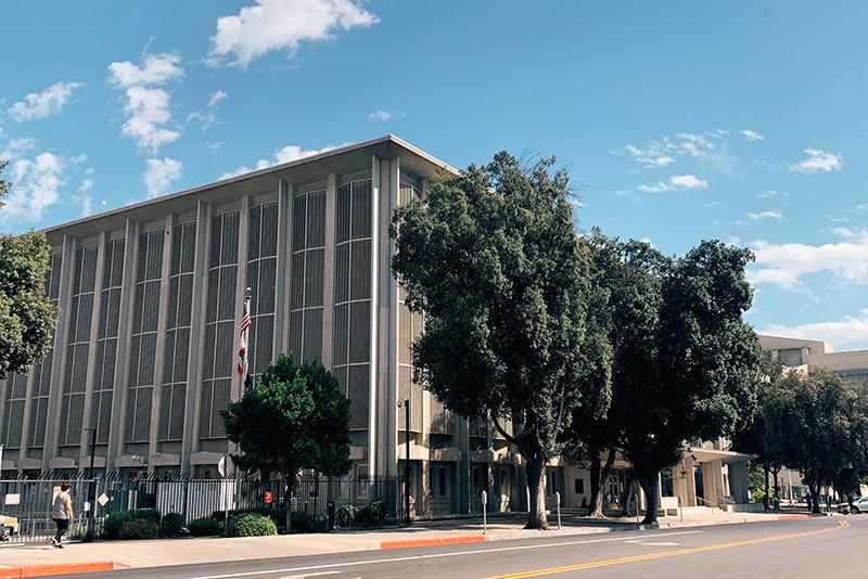 Fresno Courthouse