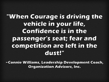 #LeadershipTools:  Courage