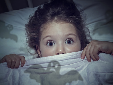 It's Okay to be Scared – 5 Steps for Easing Bedtime Fears