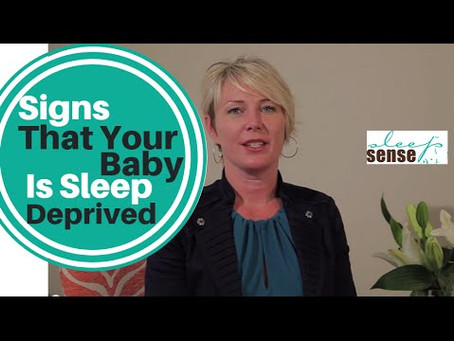 Signs That Your Baby is Sleep Deprived