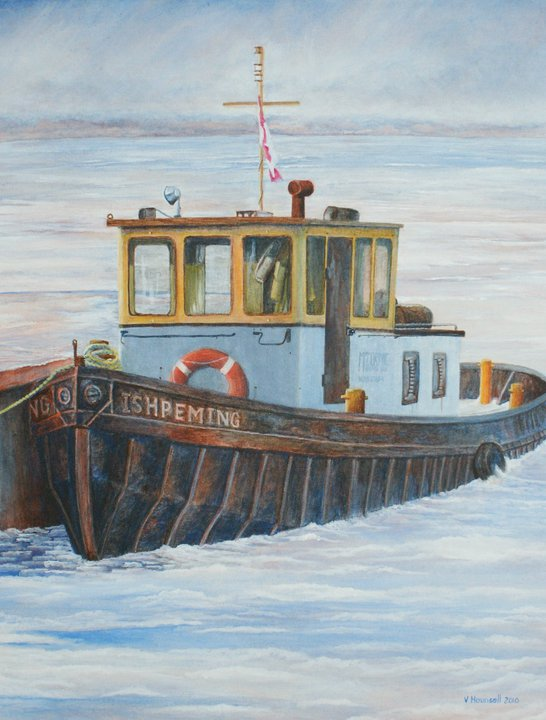SOLD 'The Ishpeming'