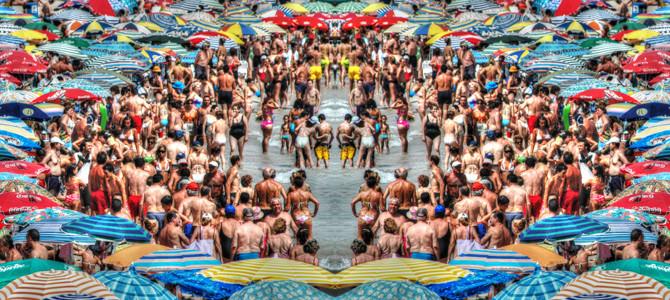"""""""CRAZY BEACH"""", 2011"""