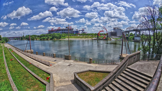 THe Cumberland - Nashville