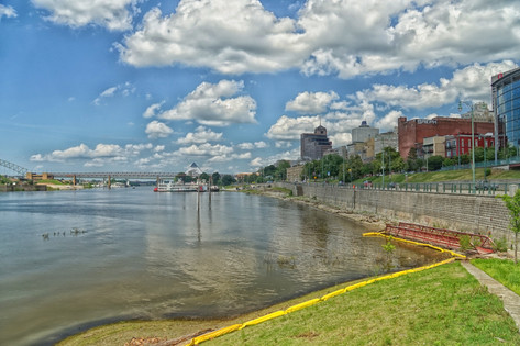 The Mighty Mississippi - Memphis