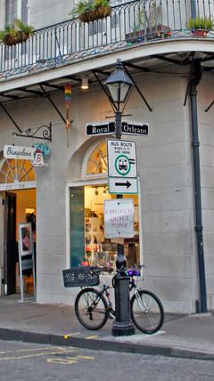 Royal Street Corner