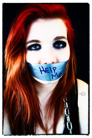 Help me - Red