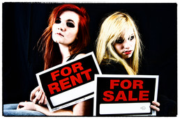 Red & Gold for Rent
