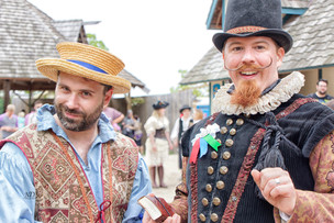 Bristol Renn Faire - Mayor & Cohort