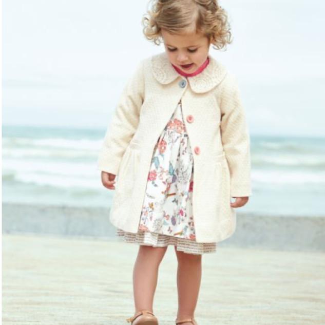 Dress and Coat